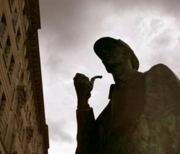 Nakon 111 godina pronađen izgubljeni roman o Sherlocku Holmesu!