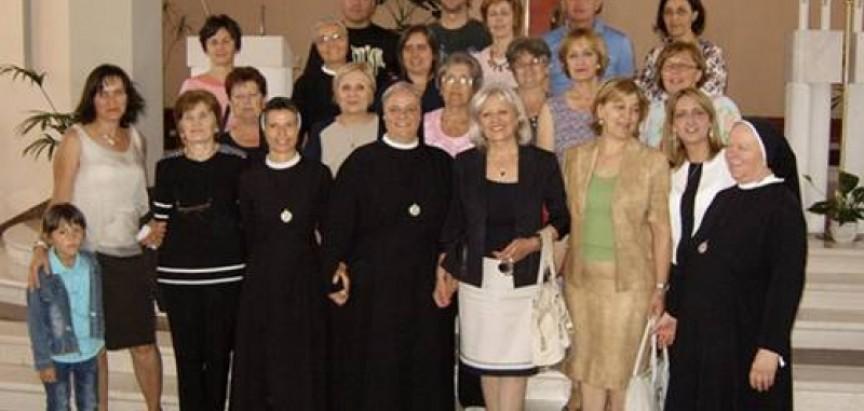 Premještaj časnih sestara u župi Prozor