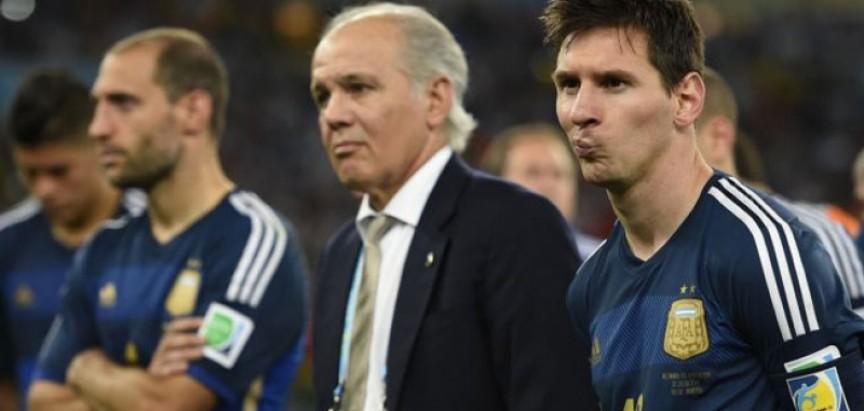 Alejandro Sabella više nije argentinski izbornik