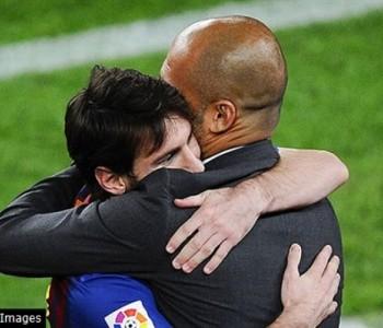Guardiola: Messi je najbolji nogometaš svih vremena