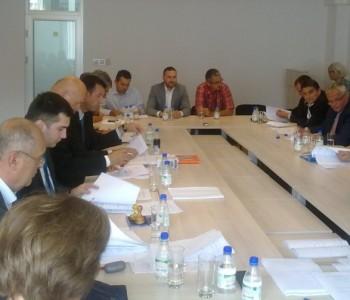 Općina potpisala Ugovor za nadzor nad radovima izgradnje kanal. kolektora i rekon. vodovodne mreže