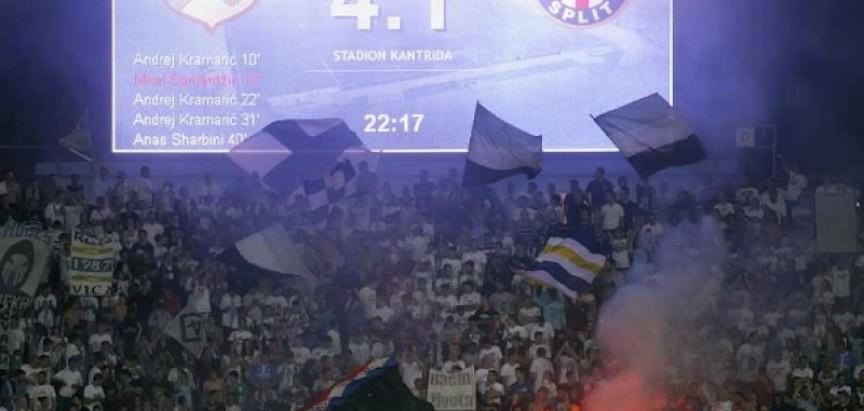 Kapetan Hajduka na koljenima: 'Ovo je jako bolno'