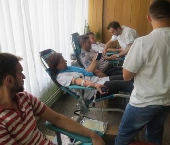 Još jedna uspješna akcija dobrovoljnog darivanja krvi