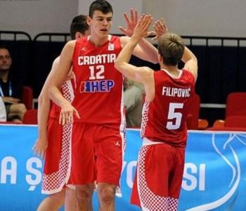 Sedma pobjeda zaredom! Mladi hrvatski košarkaši u polufinalu Eurobasketa