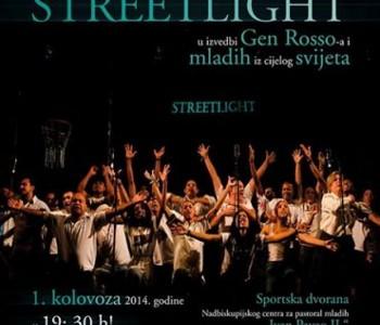 Streetlight skupine Gen Rosso prvi put u Bosni i Hercegovini!