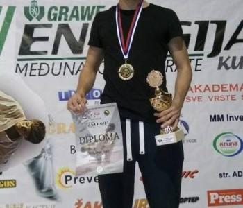KK Empi: Novo zlato Ivana Križanca