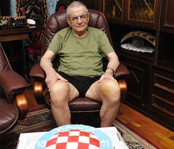 ODLAZAK LEGENDARNOG GOLMANA U 85. godini života umro je veliki Vladimir Beara