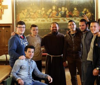 Branko Petrićević i Mateo Jakovljević iz Rame spas i novi život našli u Crkvi