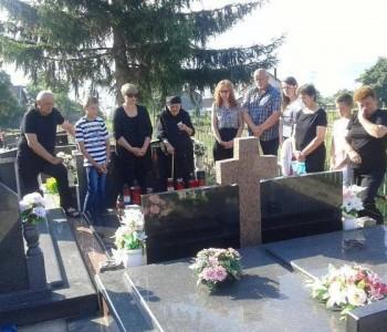Obilježena 23. godišnjica pogibije brigadira Šimuna Fofića Fofe.