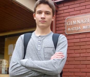 Mislav Balunović u matematici najbolji na svijetu
