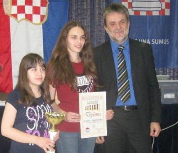 Sestre Marić na svjetskoj šahovskoj rang ljestvici