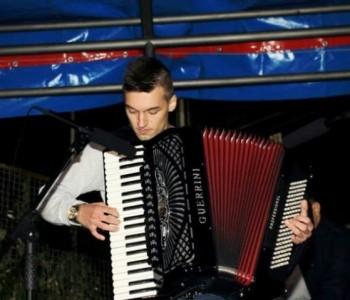Mlade nade: Robert Drinovac, prva harmonika Neretve