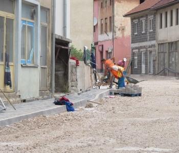 FOTO: Nastavak radova u Prozoru