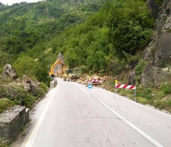 Radovi na putnom pravcu Prozor – Jablanica