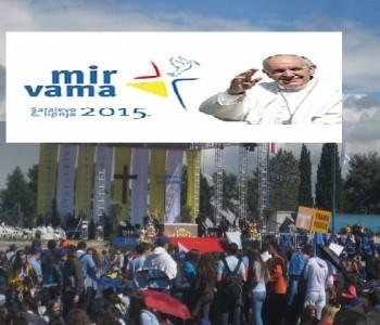 Na susret sa Svetim Ocem u Sarajevo organiziranim prijevozom hodočasti oko 580 Ramljaka