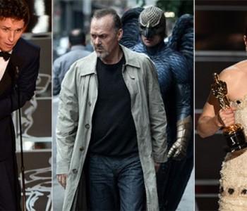 Najbolji glumci Eddie Redmayne i Julianne Moore! 'Birdman' dobio Oscara za najbolji film