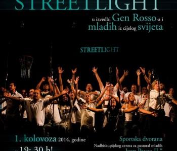 Naši mladi framaši na Musical Streetlight u izvedbi Gen Rosso-a i mladih cijelog svijeta