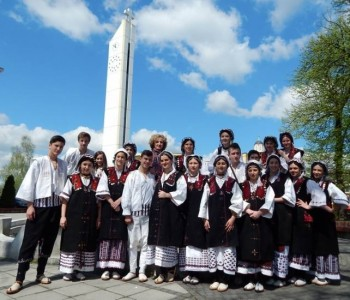 "FOTO: HKUD ""Rama"" na 10. smotri folklora u Derventi"
