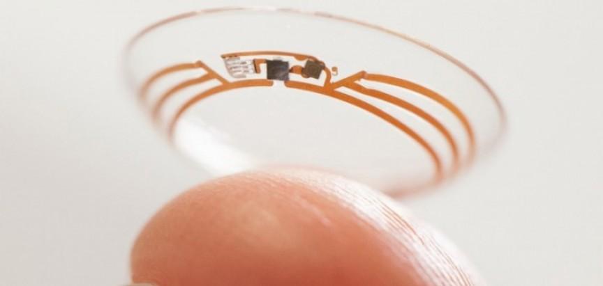 Google radi na lećama koje bi mjerile glukozu pomoću suza