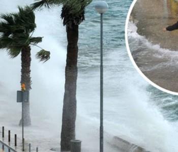 Krajem tjedna mogla bi nas pogoditi najjača ciklona posljednjih nekoliko godina