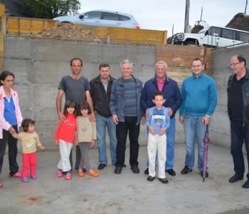 Započela gradnja kuće za obitelj Miličević