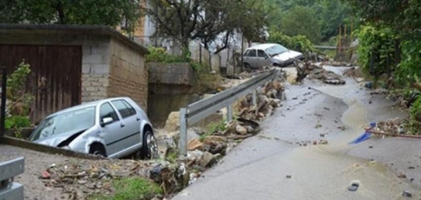 Banja Luka: Klizište zatrpalo kuću