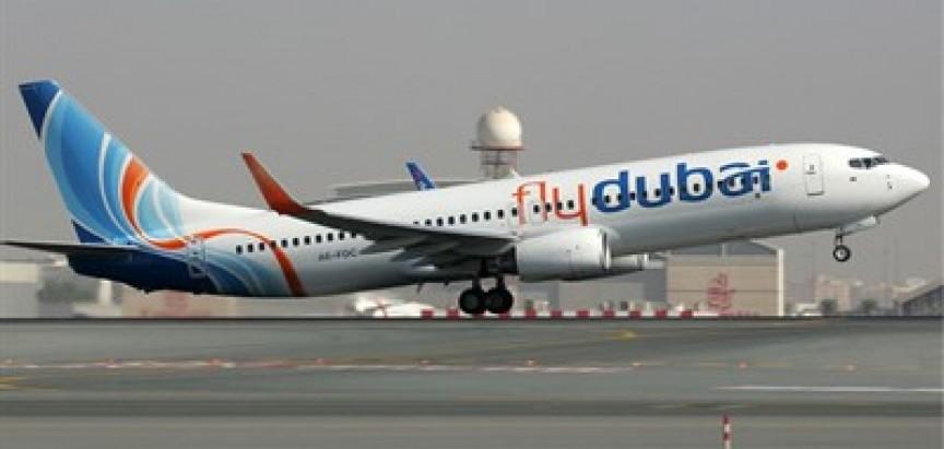 Fly Dubai stiže u Sarajevo i Zagreb