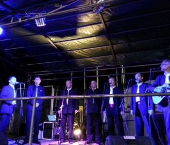 """Koncert splitske Klape """"Filip Dević"""" i Gorana Karana"""