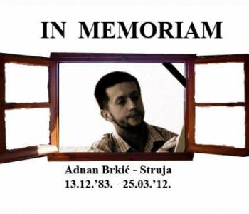 """NAJAVA: U subotu planinarski hod u sjećanje na Adnana Brkića i projekcija filma """"PD Makljen i Adnan"""""""