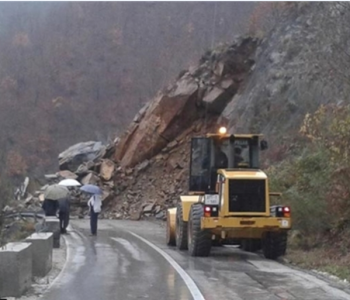 Promet na magistralnom putu Jablanica-Prozor obustavljen do daljnjeg