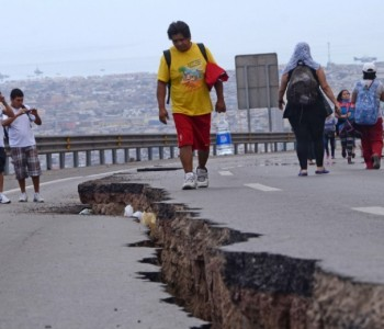 Novi snažan potres jačine 7,8 stupnja u Čileu