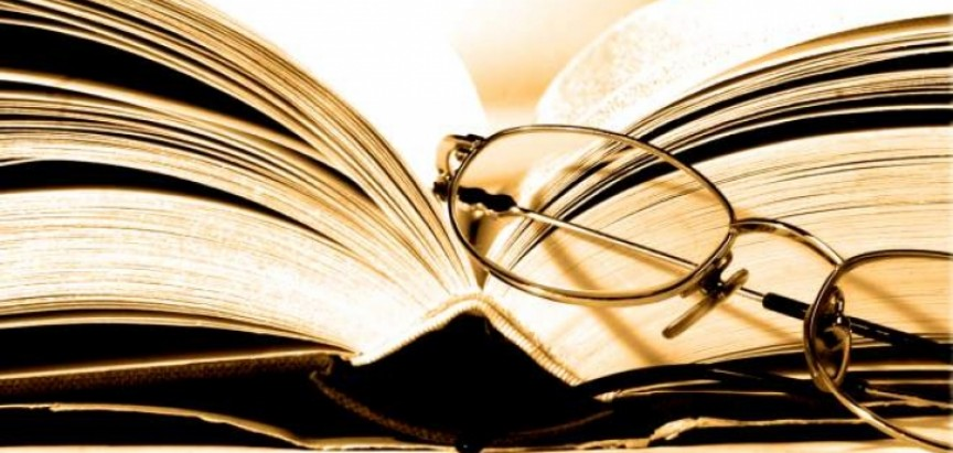 Najava za promociju knjige