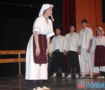 """FOTO: Predstavom """"Diva Grabovčeva"""" započeli Dani Studentskog zbora"""