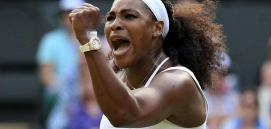 Serena Williams osvojila Wimbledon