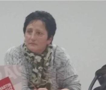 Marija Bešker  predsjednica ŽO Zajednice žena HDZa 1990 HNŽa