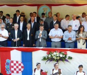 Sinj danas političko i društveno središte Hrvatske