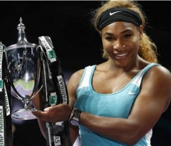 WTA Masters: Serena Williams obranila naslov