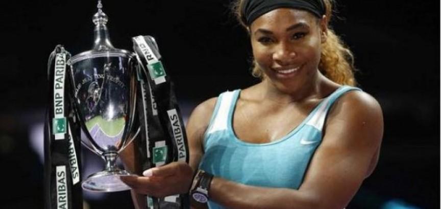 WTA Masters: Serena Williams obranila naslov