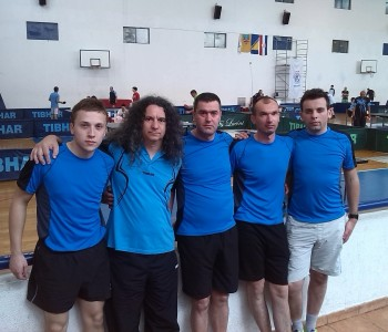 """9. međunarodni stolnoteniski turnir """"Brotnjo Open 2014"""""""
