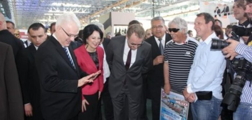 Ivo Josipović otvorio 17. međunarodni sajam gospodarstva Mostar 2014