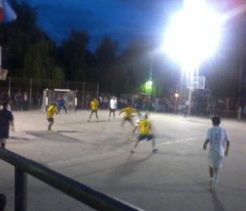 """Započeo Veliki noćni malonogometni turnir """"Prozor Rama 2014. """""""