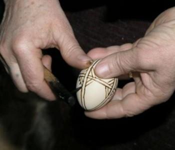 Organizira se Radionica tradicionalnog šaranja uskrsnih jaja