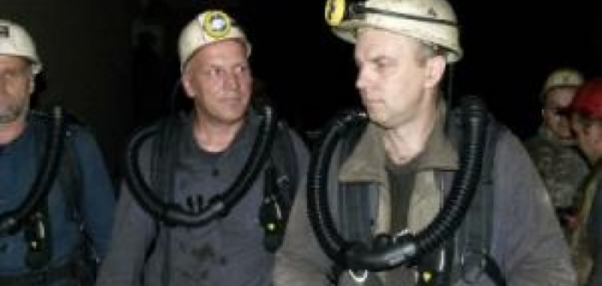 Ekipe za spašavanje dobro napreduju prema odsječenim rudarima