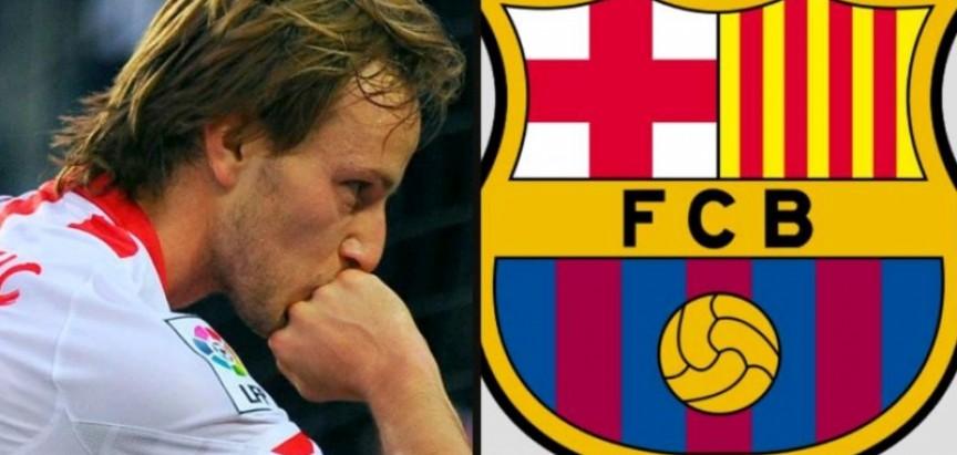 Ivan Rakitić pristao pojačati redove Barcelone: Zamjena za Fabregasa!