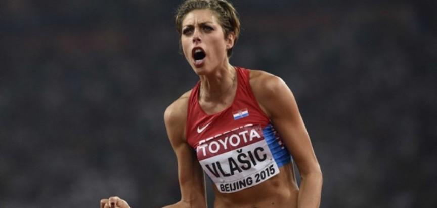 Blanka Vlašić osvojila srebro na SP-u u Pekingu i u suzama proslavila medalju