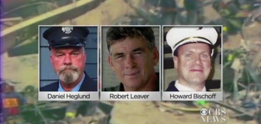 """Prvi došli u pomoć nakon rušenja """"blizanaca"""": Tri vatrogasca umrla na isti dan 13 godina nakon"""