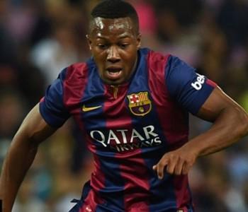Barcelona prodala Traorea