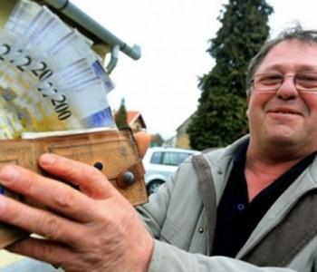 Prije 14 godina izgubio novčanik, sad mu vraćen s kamatama