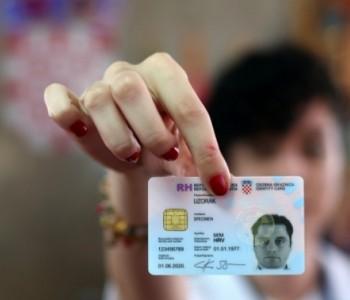 Pravo na hrvatsku osobnu iskaznicu imaju svi državljani bez obzira na prebivalište