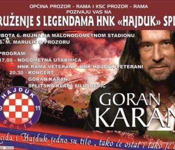 Poziv na druženje sa legendama HNK Hajduk